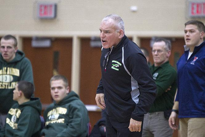 Central Dauphin Head Coach Jeff Sweigard Photo Courtesy Mark Pynes