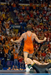 2008 NCAA WRESTLING CHAMPIONSHIPS