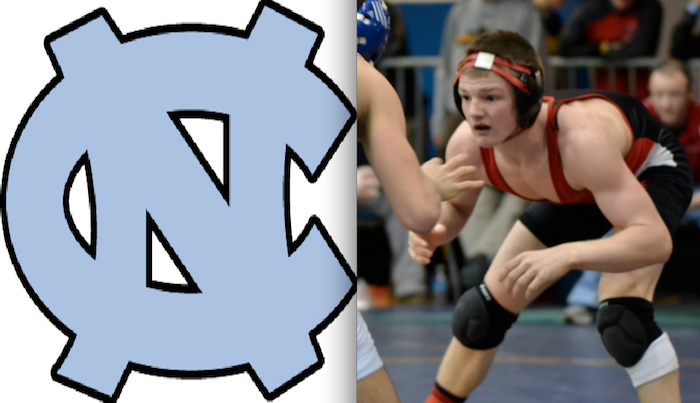 9 a c headlee commits to north carolina pa power wrestling